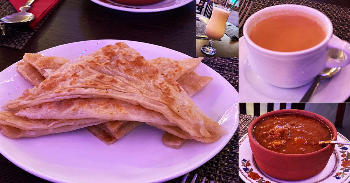 Indian food in a Germany highway - Jaffna Tasty, Niefern-Öschelbronn