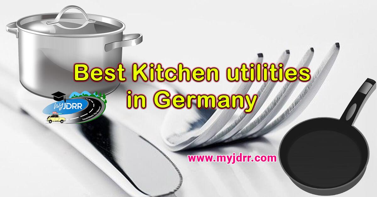 Best Kitchen utilities in Germany