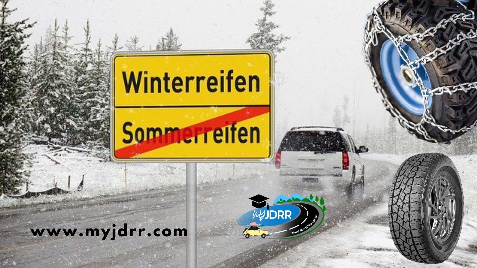 Winter tires in Germany